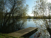 The Fishery consists of three ponds that are well stocked with a variety of fish